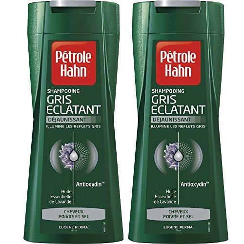 Pétrole Hahn - Shampooing Gris Eclatant - Shampooing...