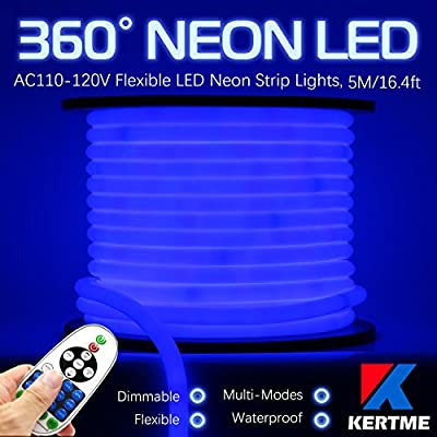 KERTME 360 Degree-NEON LED Light