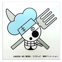 ONE PIECE ワンピース インテリアアートシール(ウォールステッカー) 11.5cm×11.5cm サンジ(新世界)