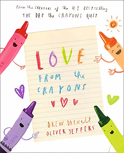 Love from the Crayons (English Edition)