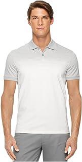 Men's Engineered Striped Polo Shirt