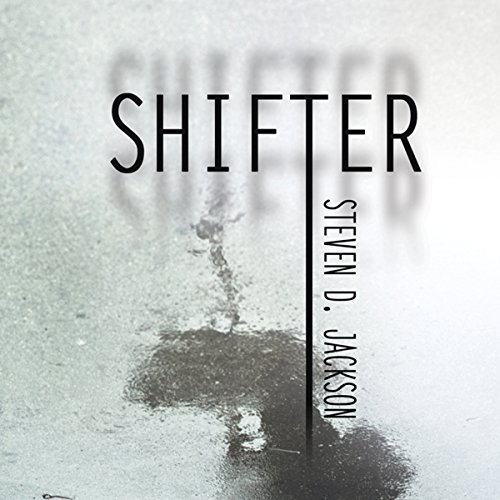 Shifter audiobook cover art