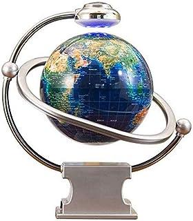 Anti Gravity Floating Decoration Magnetic Levitation Floating Globe World Map, Creative Desk Decoration, Children Gifts, 8...