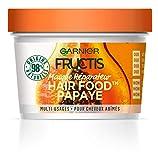 Garnier Fructis Masque Réparateur Multi-Usages Papaye - Pour Cheveux Abîmés - 390 ml