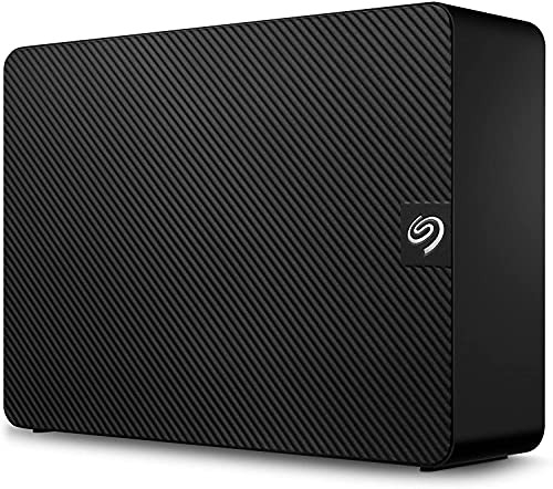 """Seagate Expansion Desktop, 4 TB, Hard Disk Esterno, HDD, 3.5"""", USB 3.0, PC & Notebook, 2 Anni Rescue Services (STKP4000402)"""