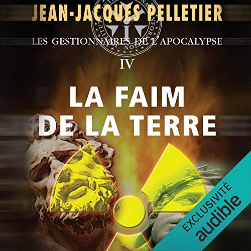 La Faim de la Terre audiobook cover art