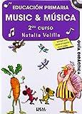 Music & Música, Volumen 2 (Profesor) (Music and Música)