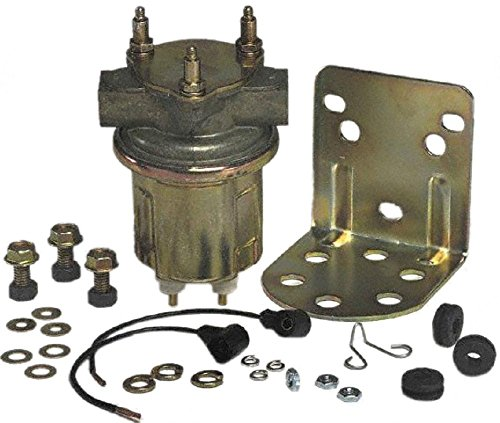 Carter P4389 In-Line Electric Fuel Pump