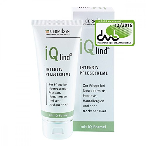 IQlind Intensiv Pflegecreme, 100 ml