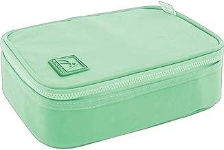 Estojo Box, Tilibra, Académie, 307084, Verde