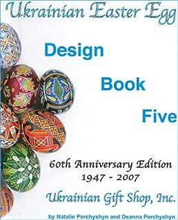 Ukrainian Easter Egg: Design Book Five