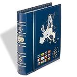 Leuchtturm 302742 Álbum para Monedas Vista, de Euro, tomo 2 'Los nuevos países