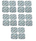 TENS Elektroden Mit Druckknopf Satz von 20 Für TENS EMS Geräten Sanitas und Beurer