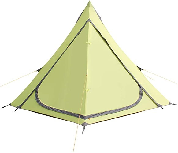 Tent chapiteaux De Pyramide De Qualité A De Camping Extérieur Qualité 3-4 Personnes Familiale De Pluie épaississante De Camping Quatre Saisons Indian