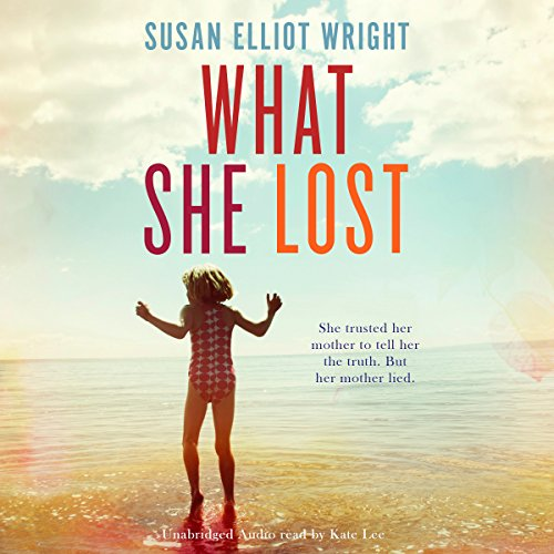 What She Lost                   By:                                                                                                                                 Susan Elliot Wright                               Narrated by:                                                                                                                                 Kate Lee                      Length: 11 hrs and 19 mins     13 ratings     Overall 4.3