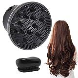 Best kiss Travel Hair Dryers - Hair Diffuser, Universal Hair Diffuser Attachment, Hair Dryer Review