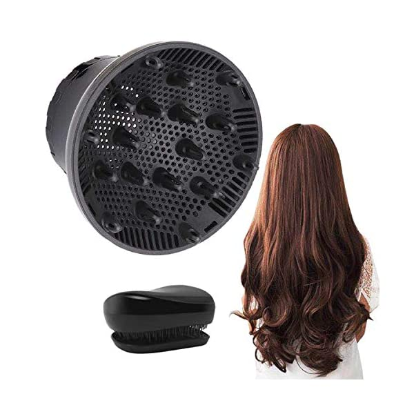 Hair Care products Hair Diffuser, Diffuser Hair Dryer Hair Diffuser Attachment for Curly Hair Suitable