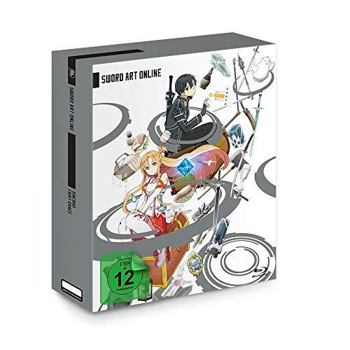 Produktbild von Sword Art Online - Staffel 1 - Gesamtausgabe - [Blu-ray] Steelbook - (exklusiv bei Amazon.de)