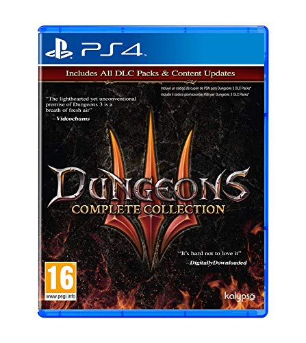 Dungeons 3 - Complete Col