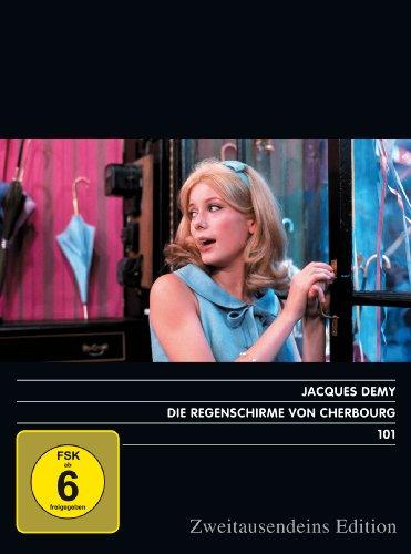 Die Regenschirme von Cherbourg. Zweitausendeins Edition Film 101.