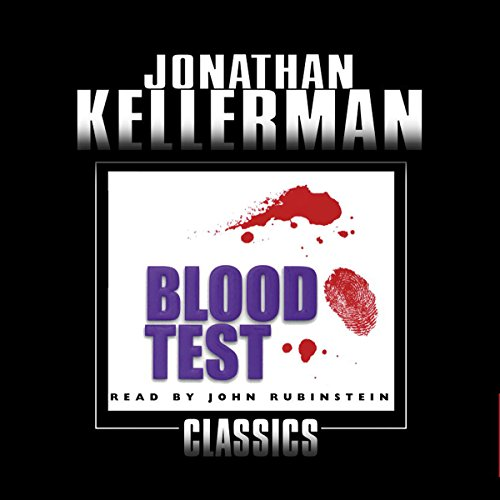 Blood Test audiobook cover art