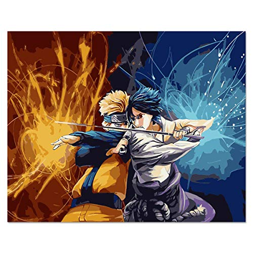 Twenst Anime Paint by Numbers for Adults DIY Painting by Numbers Kits...