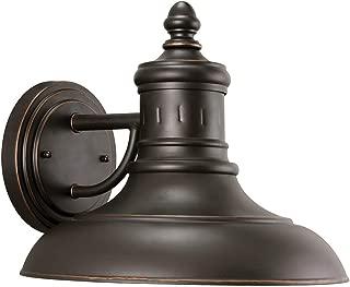 Design House 516732 Monterey 1 Light Wall Light, Oil Rubbed Bronze