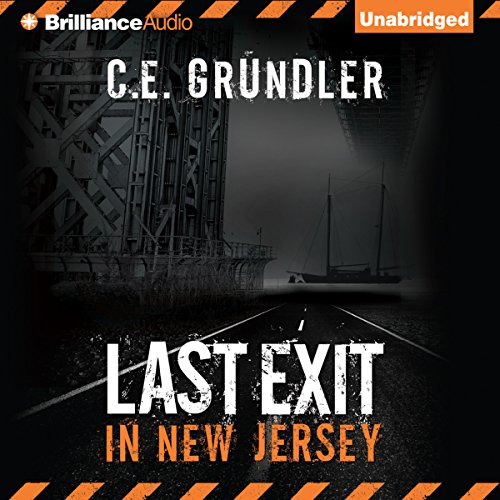 Last Exit in New Jersey audiobook cover art