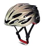 Cabina Casque de Vélo Léger Réglable 56-62cm, Casque de Cyclisme avec Doublure Amovible Lavable...