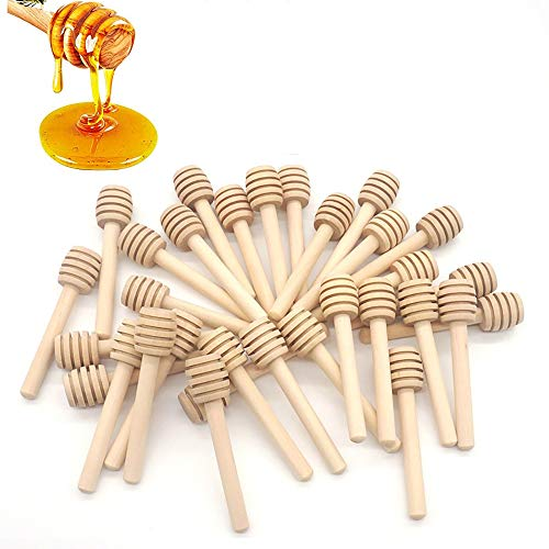 La mejor comparación de Cucharas para la miel más recomendados. 1