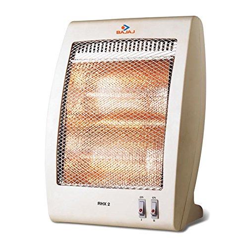 Bajaj Rhx 2 800 Watt Room Heater Amazon In Home Kitchen