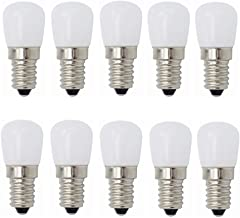 Led Bulbs, E14 LED Bulb SES LED Pygmy Light Bulb 3W 180LM Energy Saving Bulbs [Equivalent to 20W Halogen Bulb] for Refrige...