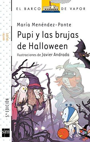 Pupi y las brujas de Halloween (El Barco de Vapor Blanca)