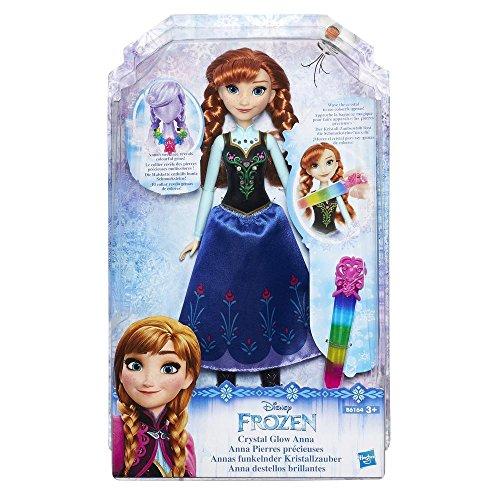 Poupée Disney 30 cm Anna Pierres Précieuses - La Reine des Neiges