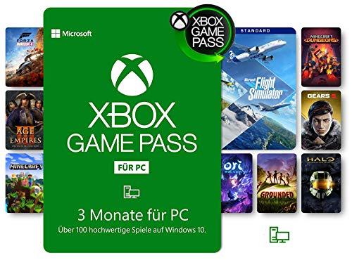 Xbox Game Pass für PC | 3 Monate Mitgliedschaft | Win 10 PC Code