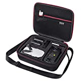 Smatree Hard Carrying Case Compatible with DJI Mavic Mini /Mini SE Fly More Combo and Accessories (Drone and Accessories are Not Included)