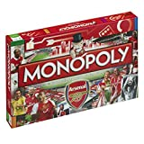Arsenal Edition Monopoly Board Game