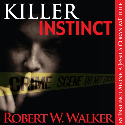 Killer Instinct audiobook cover art