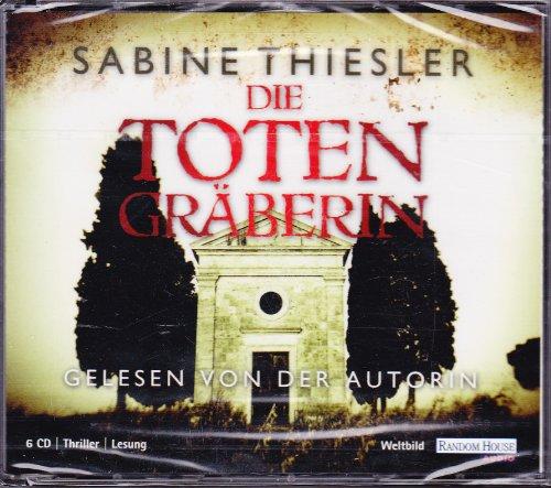 Die Totengräberin, 6 CD