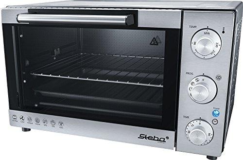 Steba KB23 Grill-Backofen / 23 L / 1500 Watt / Programmwähler