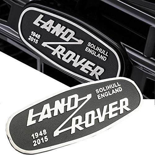 No/Brand Auto Etichetta Coperchio della Macchina nel Logo di Rete per Land Rover Defender Land Rover