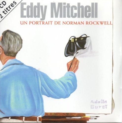 Un portrait de Norman Rockwell 2-Track CARD SLEEVE - 1 Un portrait de Norman Rockwell 2 Garde du corps - CDSINGLE