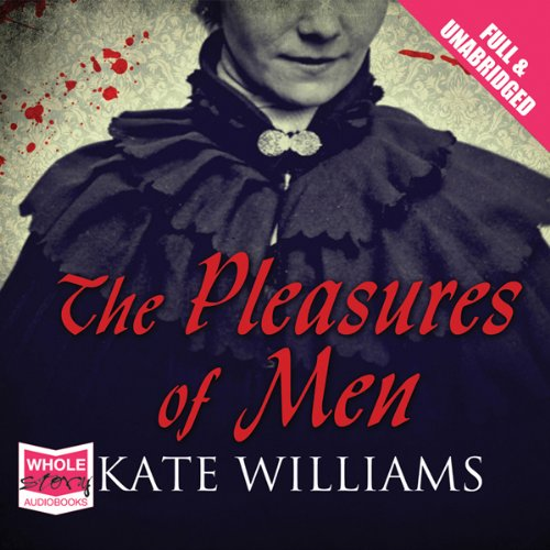 The Pleasures of Men audiobook cover art