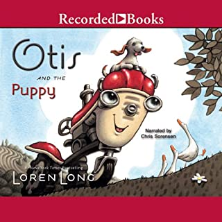Otis and the Puppy audiobook cover art