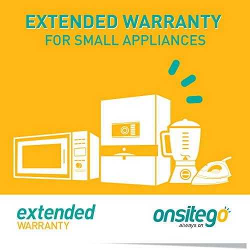 Onsitego 1 Year Extended Warranty for Small Appliances (Rs.5001-10000)