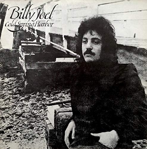 Billy Joel Cold Spring Harbor (First Solo Album) Original Columbia Records release PC 38984 1970's Pop Rock Vinyl (1971)