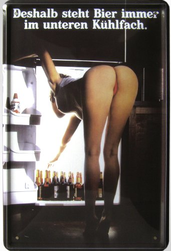 «bier pinup \