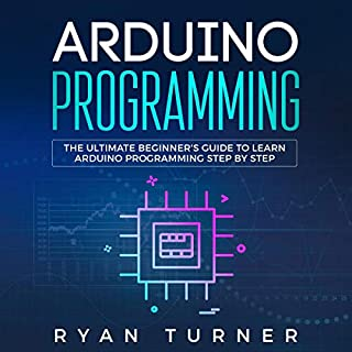 Arduino Programming audiobook cover art