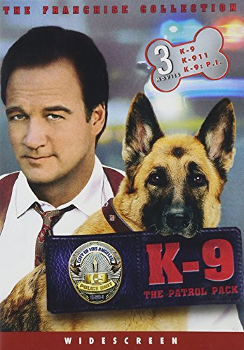 K-9: The Franchise Collection Patrol Pack