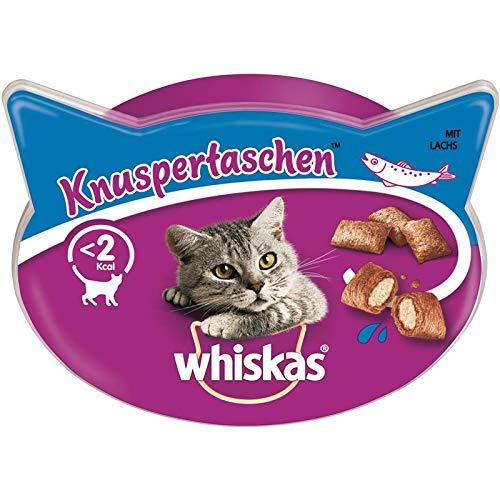 Whiskas Lot de 8 sacs à croque-monsieur 60 g